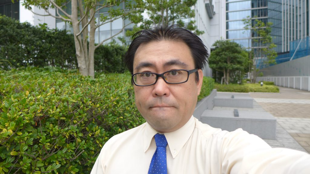 廣田 健一郎(撮影地:横浜)